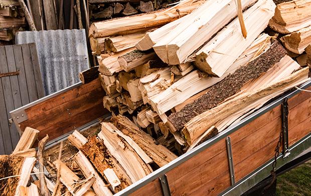木材販売、薪販売、枕木販売